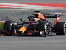 UK cancels order for thousands of ventilators built by F1 teams