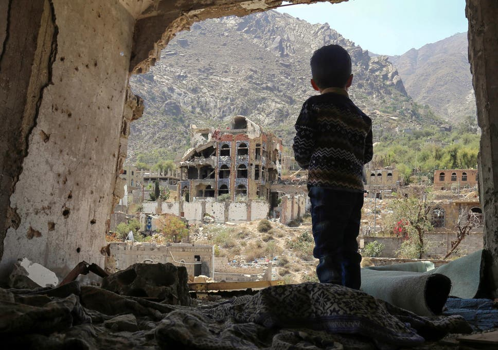 Opening Yemen's airports would be life-changing for people suffering the consequences of war