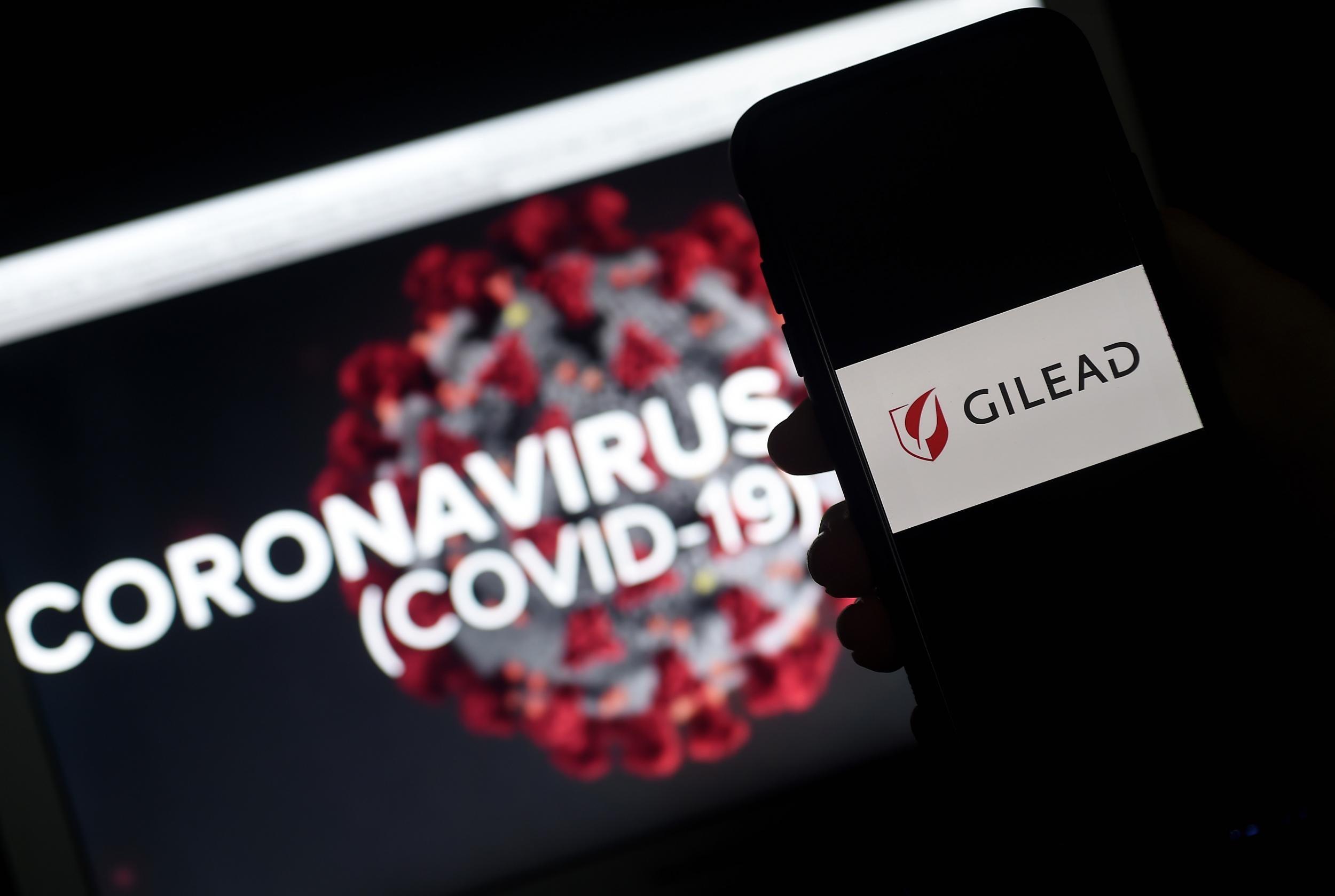Coronavirus: FDA approves Gilead's antiviral drug for Covid-19 patients photo