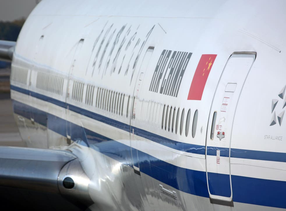 Going places? Domestic flights are expanding in China, where the coronavirus outbreak began, but there are strict measures in effect on international air travel to the People's Republic