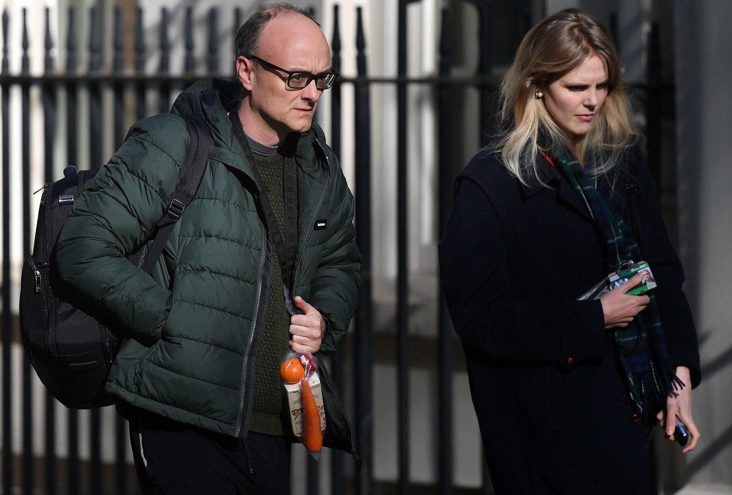 Coronavirus: Ministers face questions over Dominic Cummings' attendance of key scientific advisory group thumbnail