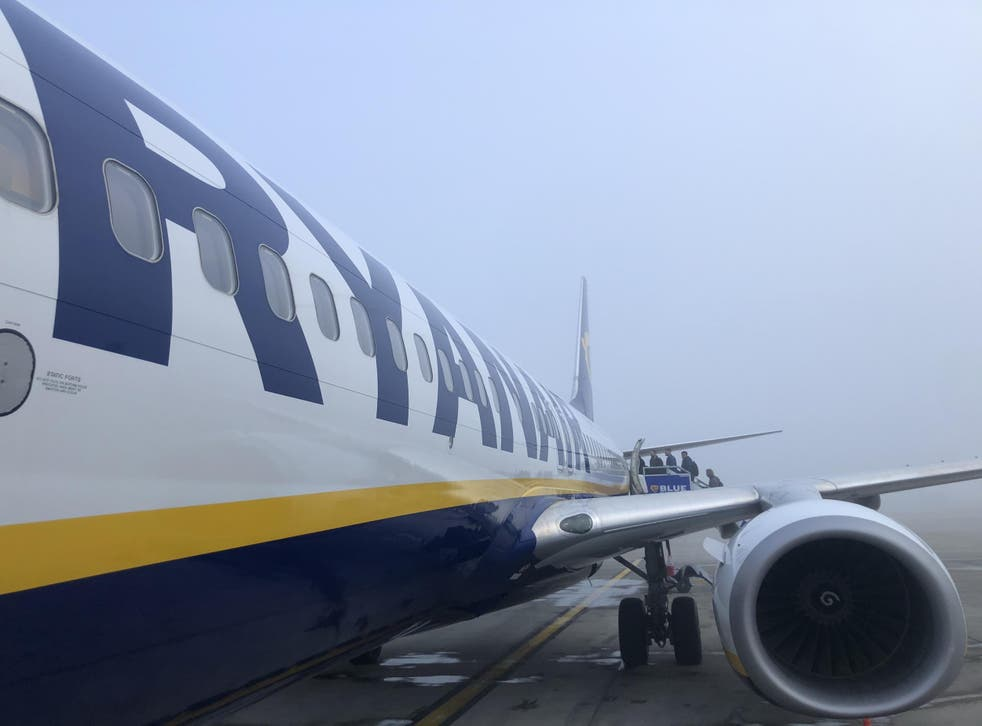 Foggy outlook: the aviation industry is uncertain about the future