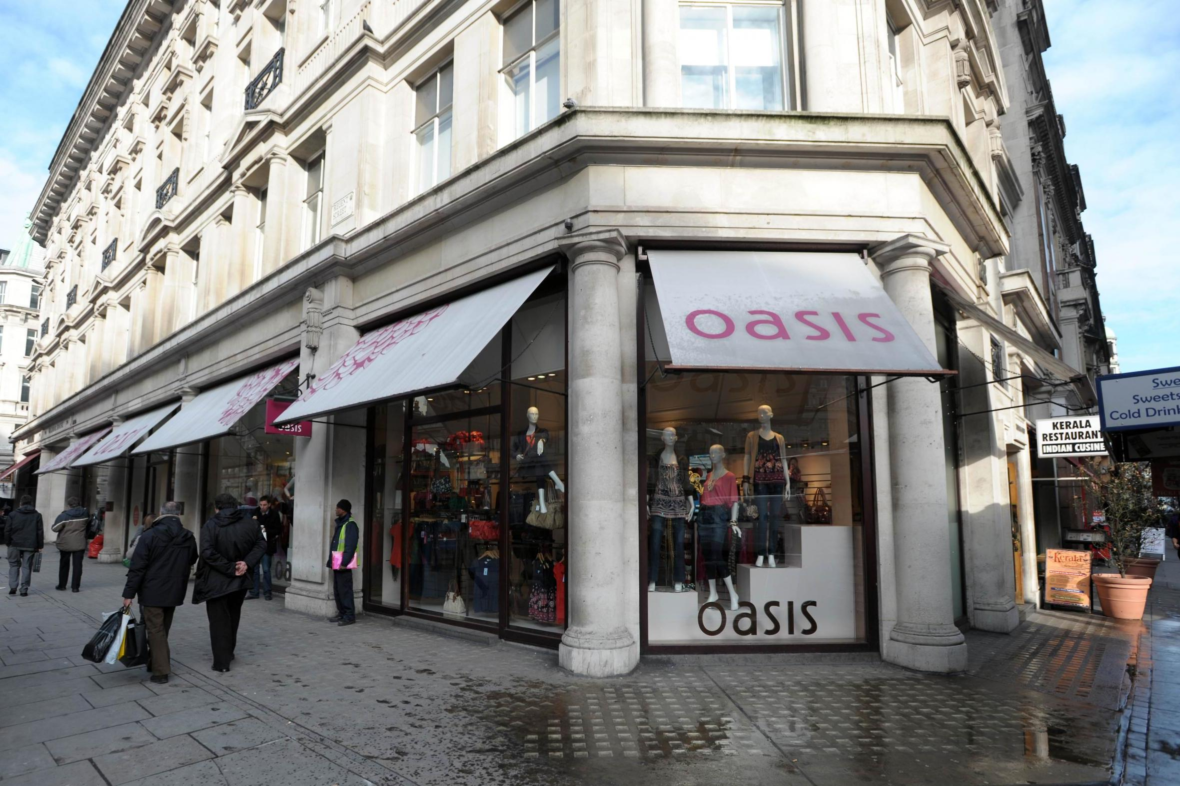 Oasis and Warehouse reportedly close to administration, threatening 2,000 jobs