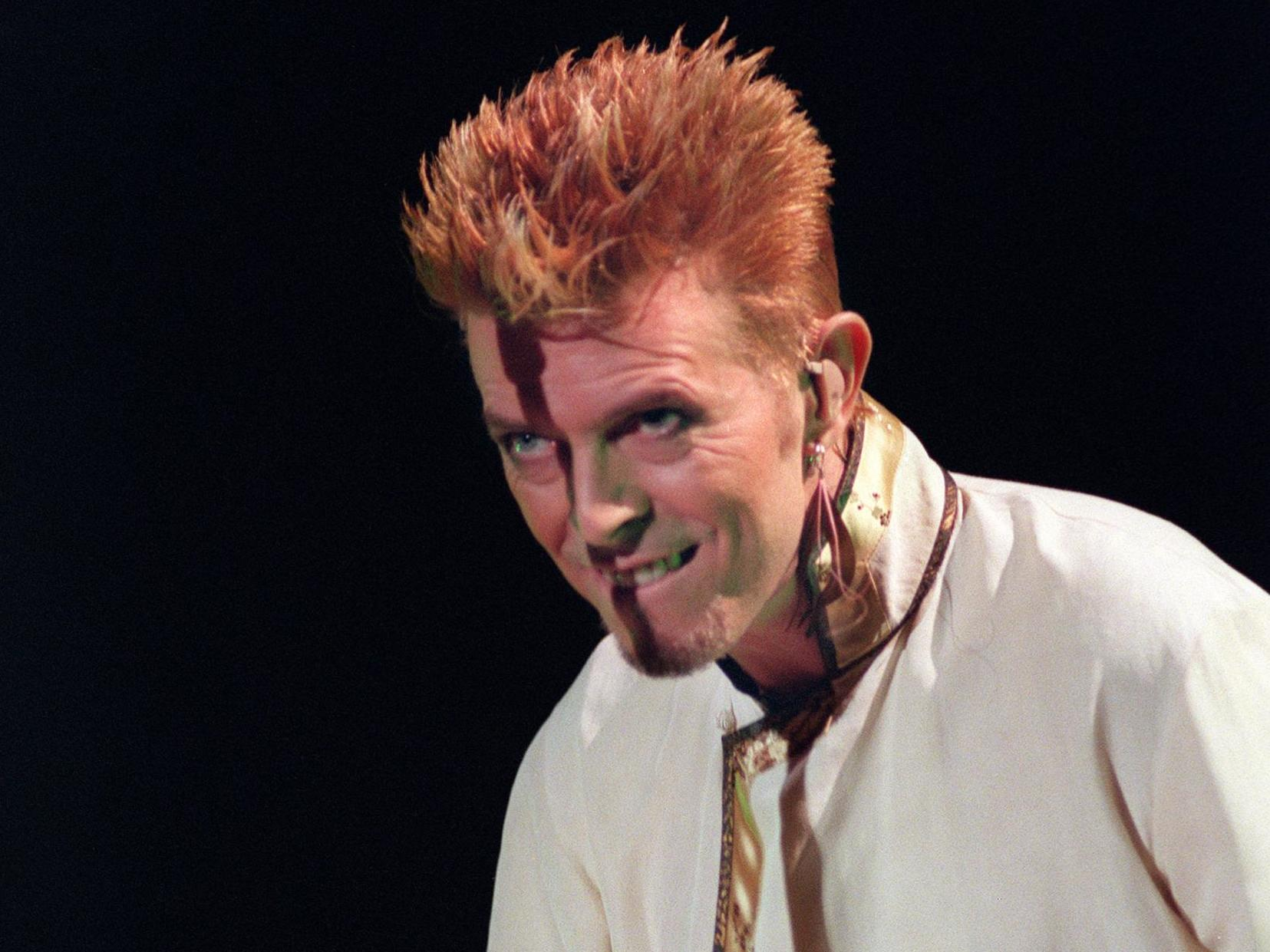 Bass Oddity Why David Bowie S Jungle Nuttah D N B Phase Is Worth Rediscovering The Independent The Independent