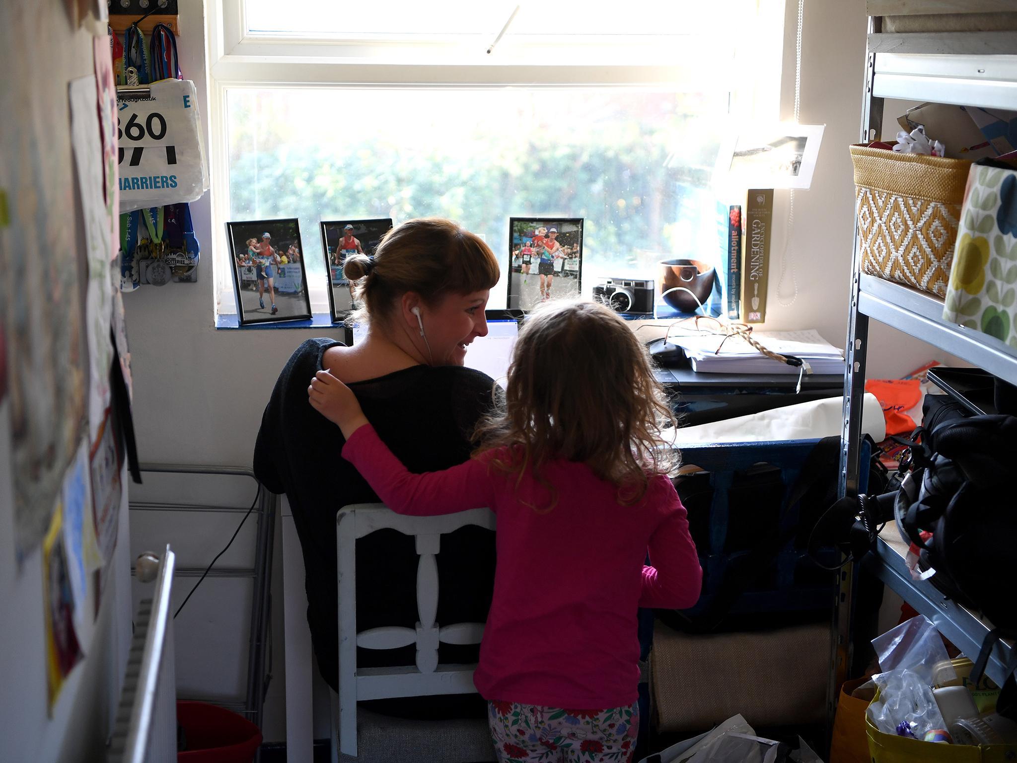Lockdown threatens to widen gender pay gap, researchers warn