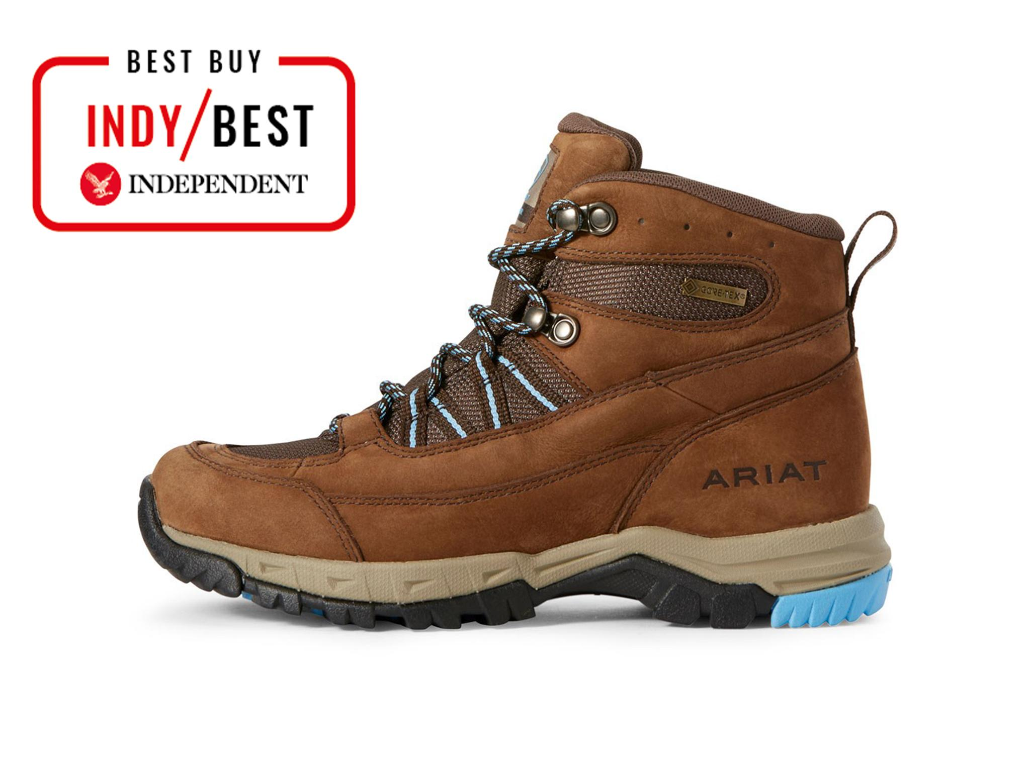 Best women's walking boots that are