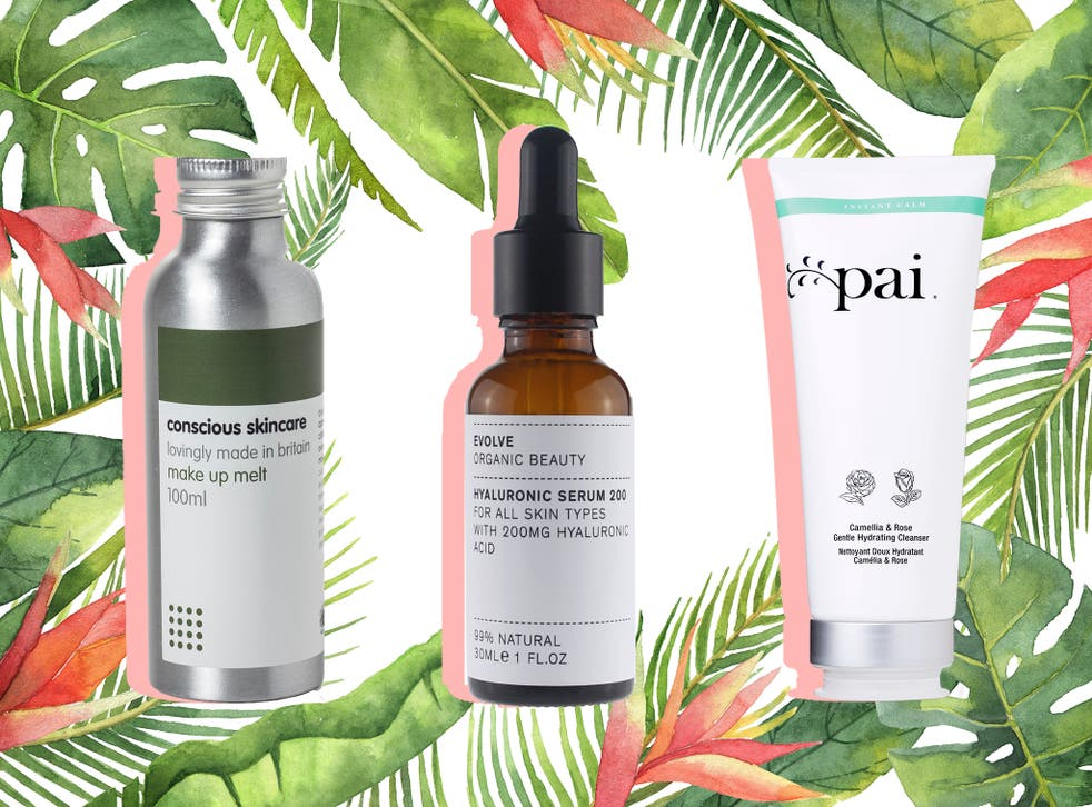 Concerned about the ingredients in your cosmetics? These products are free from nasties