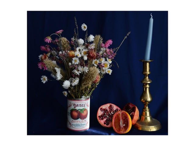 Best Dried Flower Bouquets And Wreaths That Add Long Lasting Style To Your Home The Independent