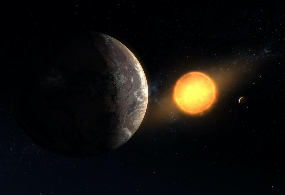 NASA Finds Previously Hidden 'Earth-Like' Planet that Could be Home to Life