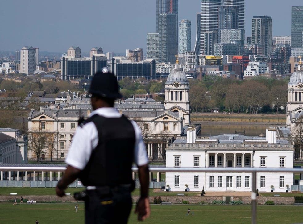 <p>Police drew up guidance to use fines as a 'last resort' </p>