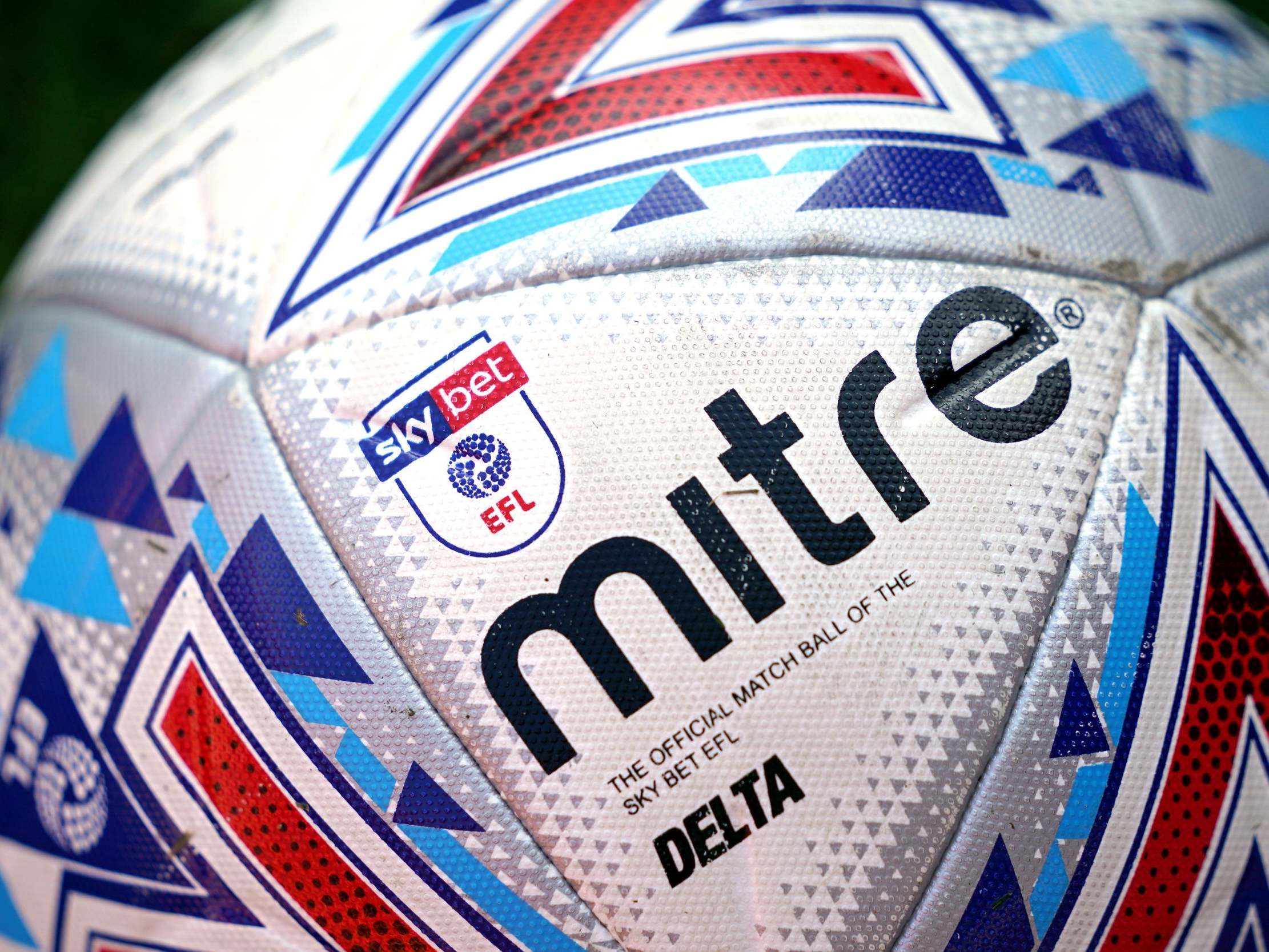 English Football League confirm testing and return to training protocols