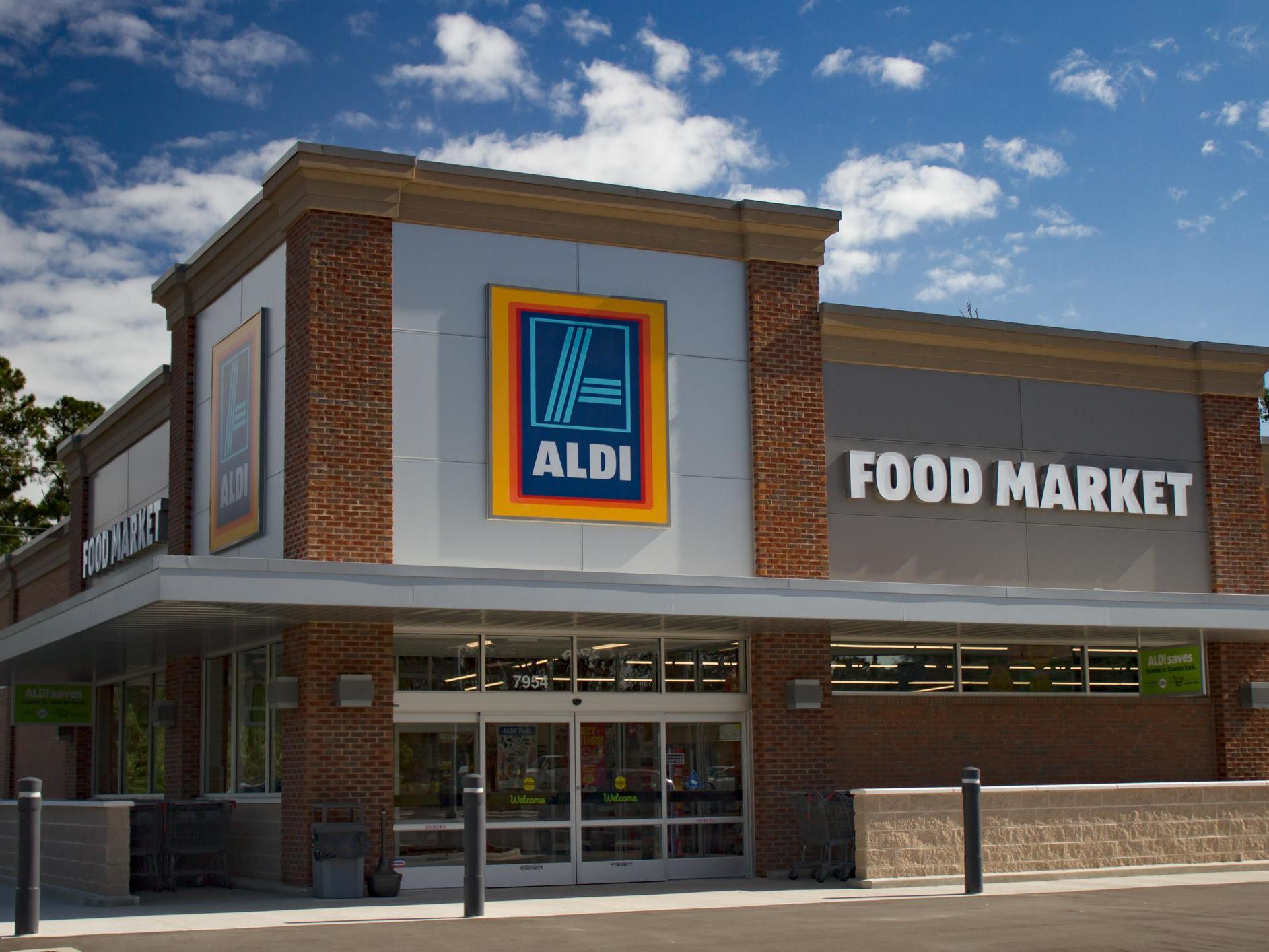 Aldi adds deliveries in tie-up with Deliveroo. But there's a catch