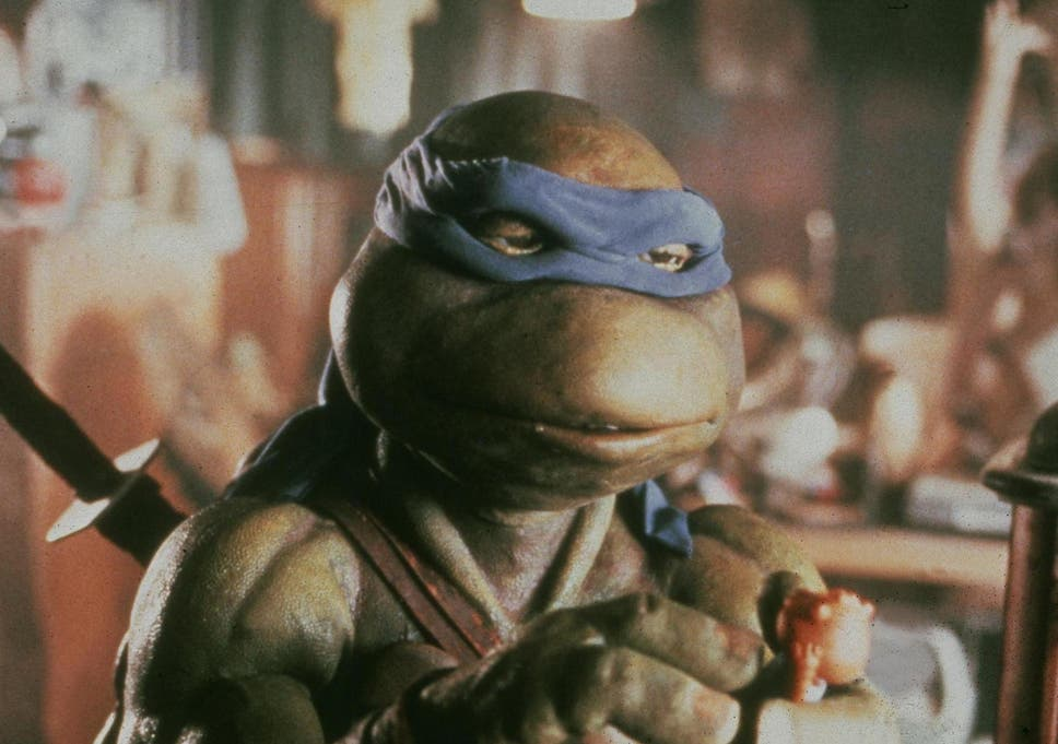 I D Feel Like My Blood Was Boiling The True Story Of The Teenage Mutant Ninja Turtles The Heroes In A Half Shell Who Shook The World The Independent