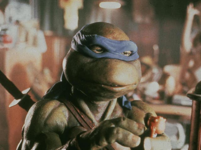 'The turtles were the stars and that's what pulled people into the cinema': the director and cast reflect on film 20 years later