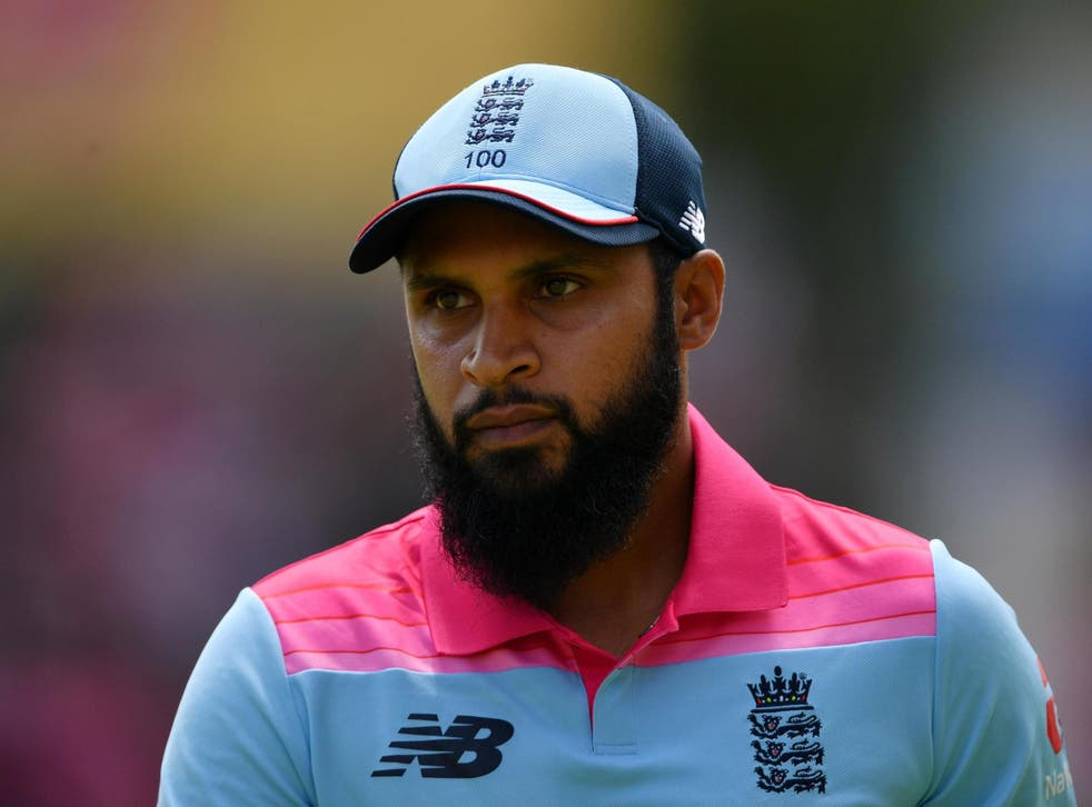 Adil Rashid is not tempted to try Test cricket again yet