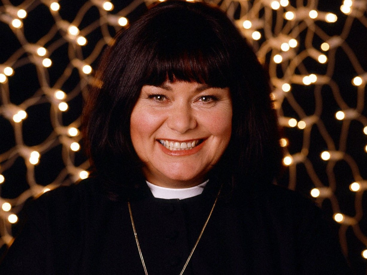 BBC Big Night In: Vicar of Dibley urges viewers to 'praise the lord and praise the NHS' as Dawn French reprises iconic role thumbnail