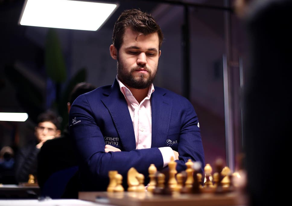 World champion Magnus Carlsen has set up the most lucrative online tournament in chess history