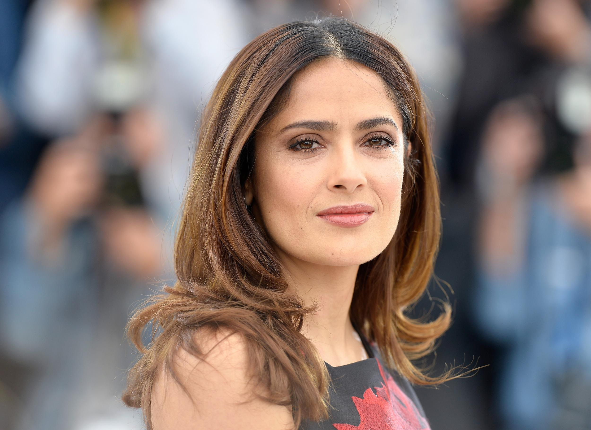 Salma Hayek says directors told her to 'sound dumber and speak faster'  The Independent  The