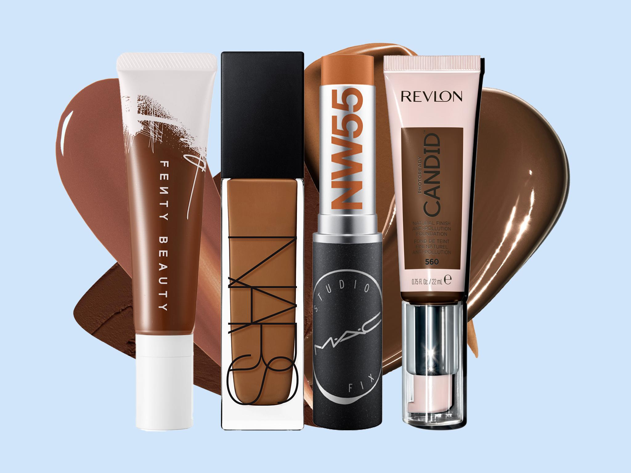 Best Foundations For Dark Skin Tones That Deliver On Coverage And Colour Match The Independent
