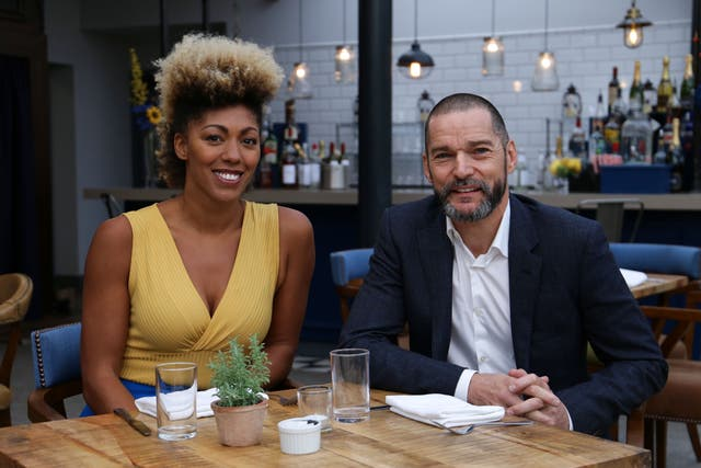 Fred Sirieix presents new BBC show The Restaurant That Burns Off Calories