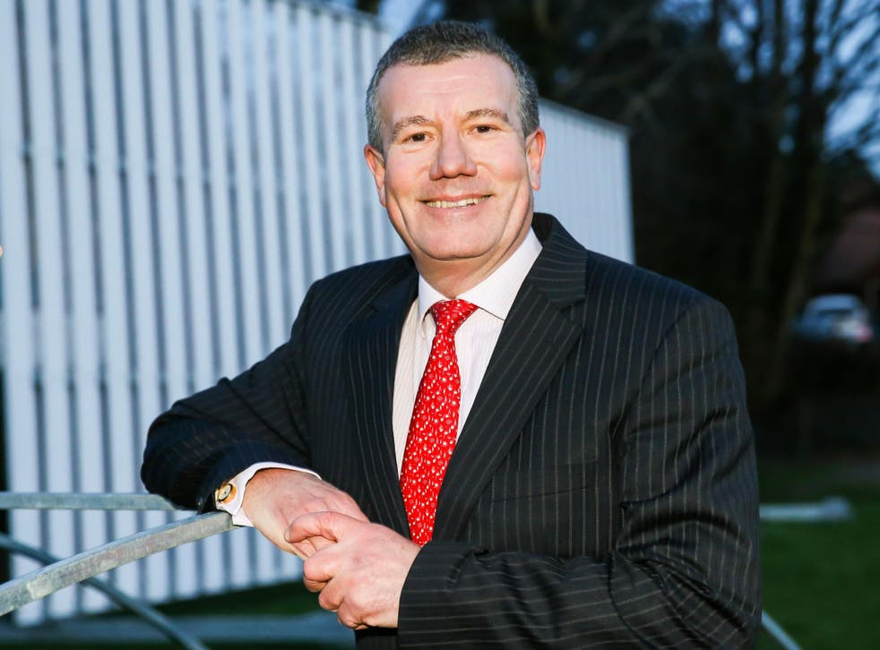 New ECB chairman Ian Watmore