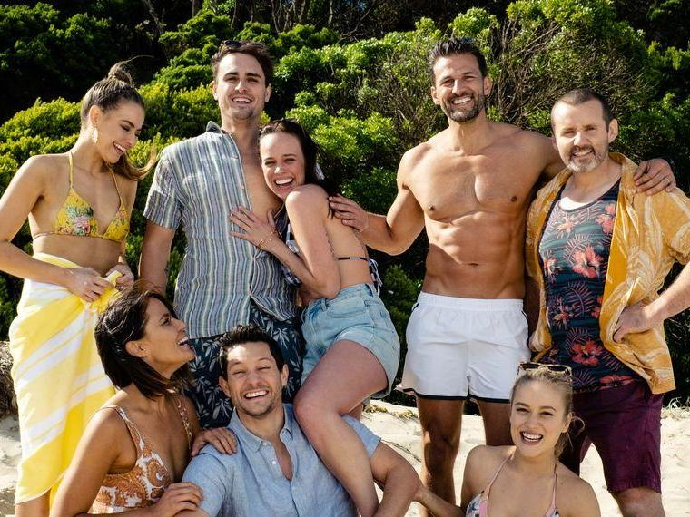 'It's going to look odd': Neighbours to resume filming with actors 1.5 metres apart and kissing banned