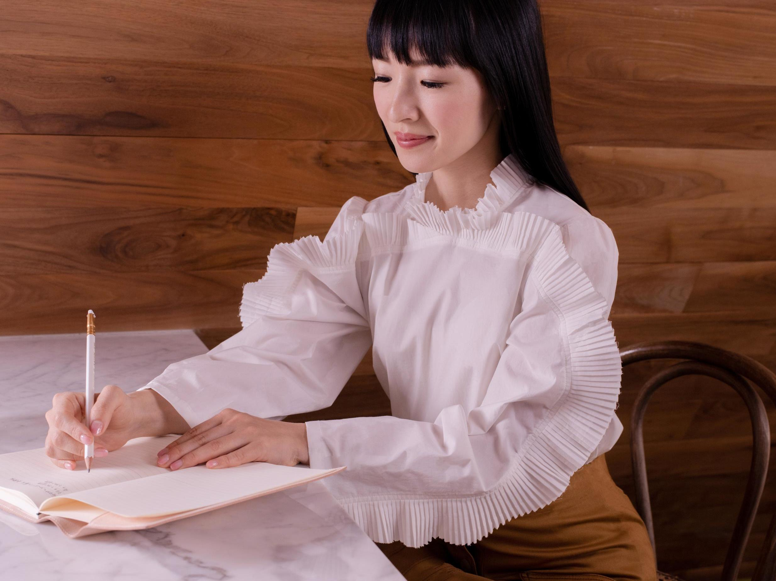 What's Marie Kondo been up to during lockdown?