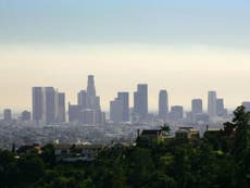 Los Angeles hit by 3.7 magnitude earthquake