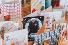Captain Tom Moore sent more than 40,000 cards ahead of 100th birthday