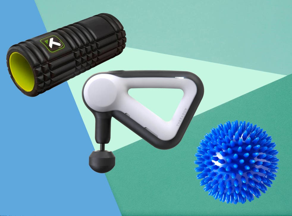 From foam rollers to massage guns, we tested the best equipment for tight shoulders, pulled muscles and tension headaches