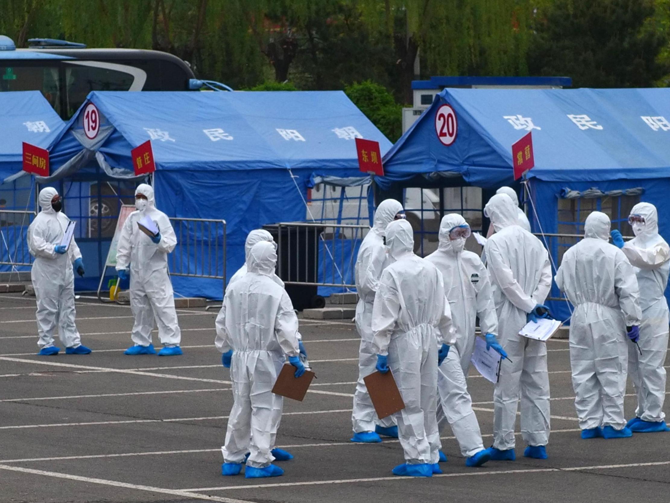 Coronavirus: China bans zombie game based on Covid-19 pandemic photo
