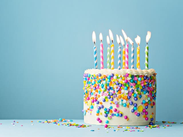 Piece of cake: it's easy to host a virtual birthday with friends and family
