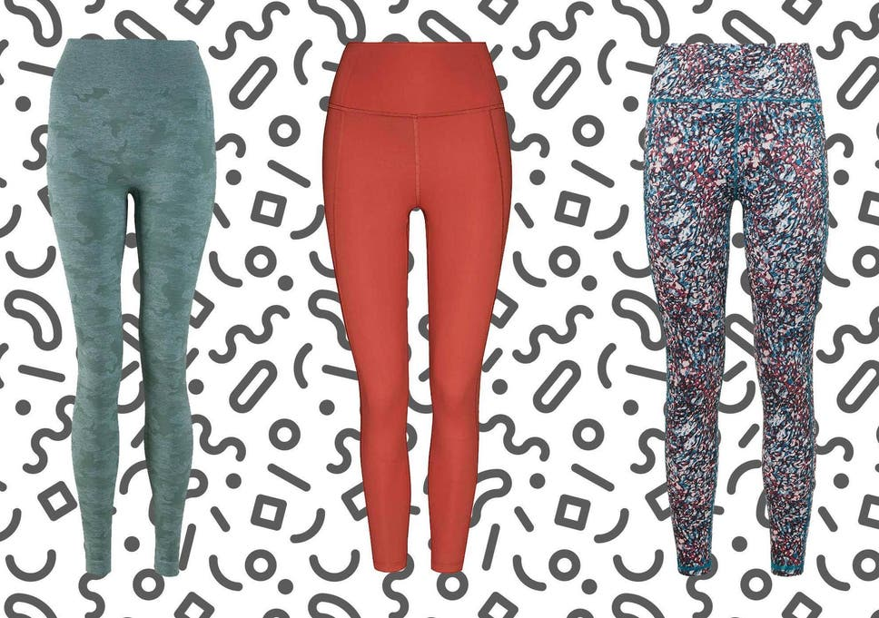 Comfort And Style Command Equal Importance How Leggings Became
