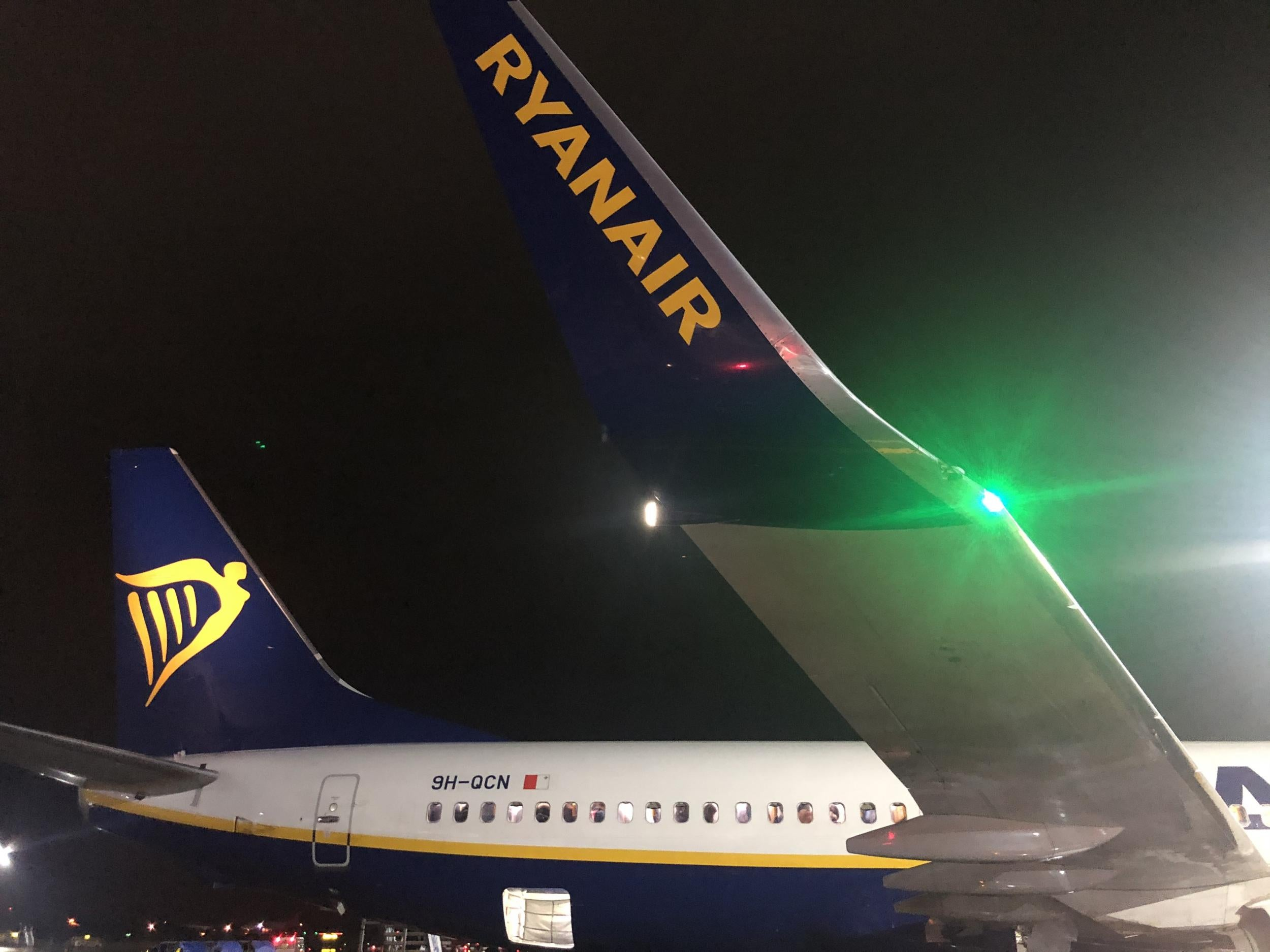 Ryanair says no holiday flights until July and cuts up to 3,000 jobs