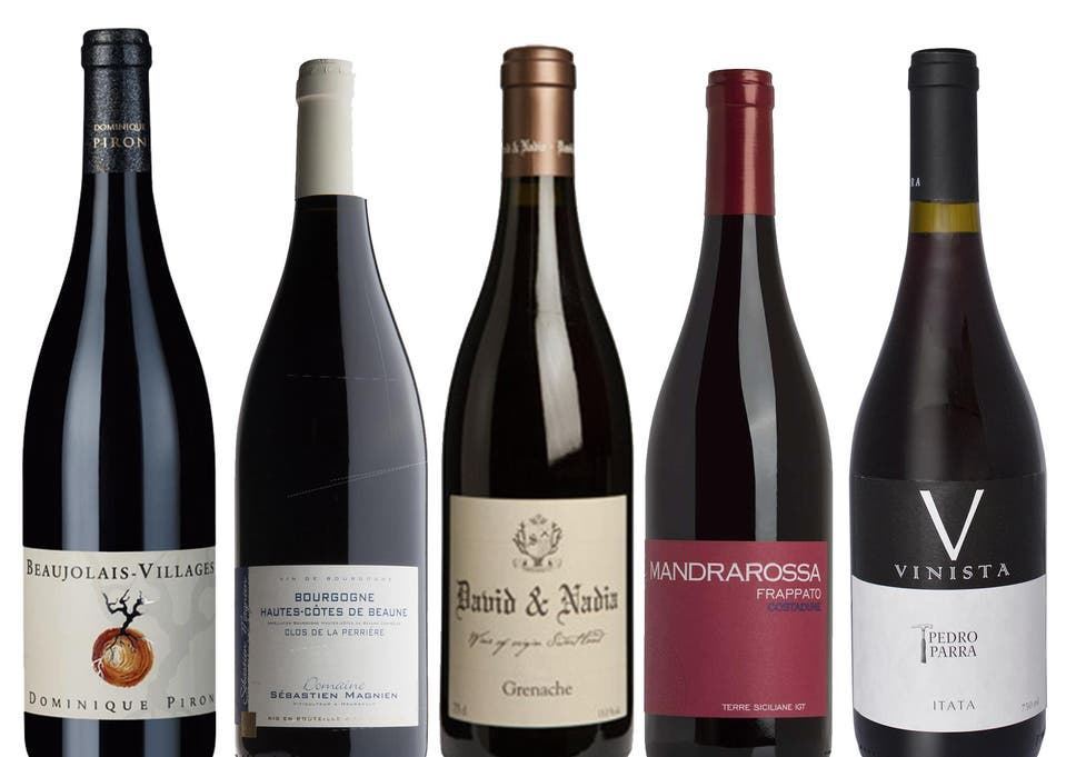 7 spring red wines to drink now | The Independent