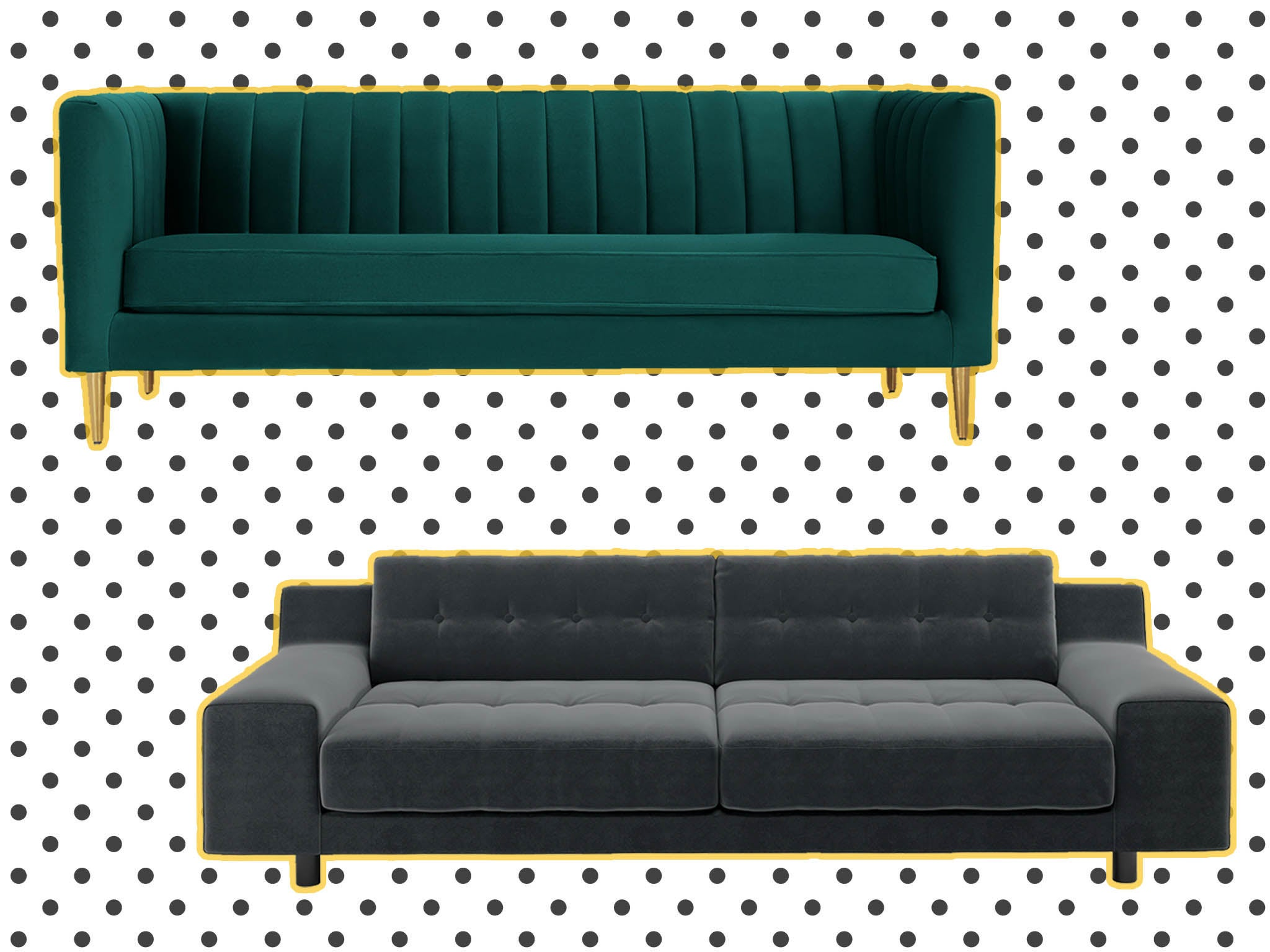 Picture of: Best Sofa 2020 Upgrade Your Living Room Setup With Stylish Furniture The Independent