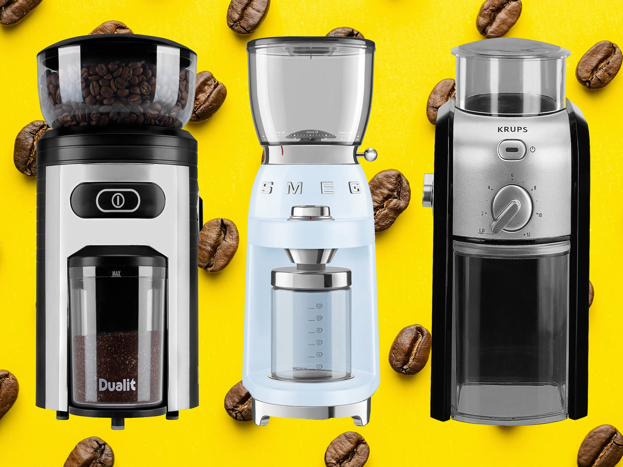 Best coffee grinders 2020: Manual and electric options for