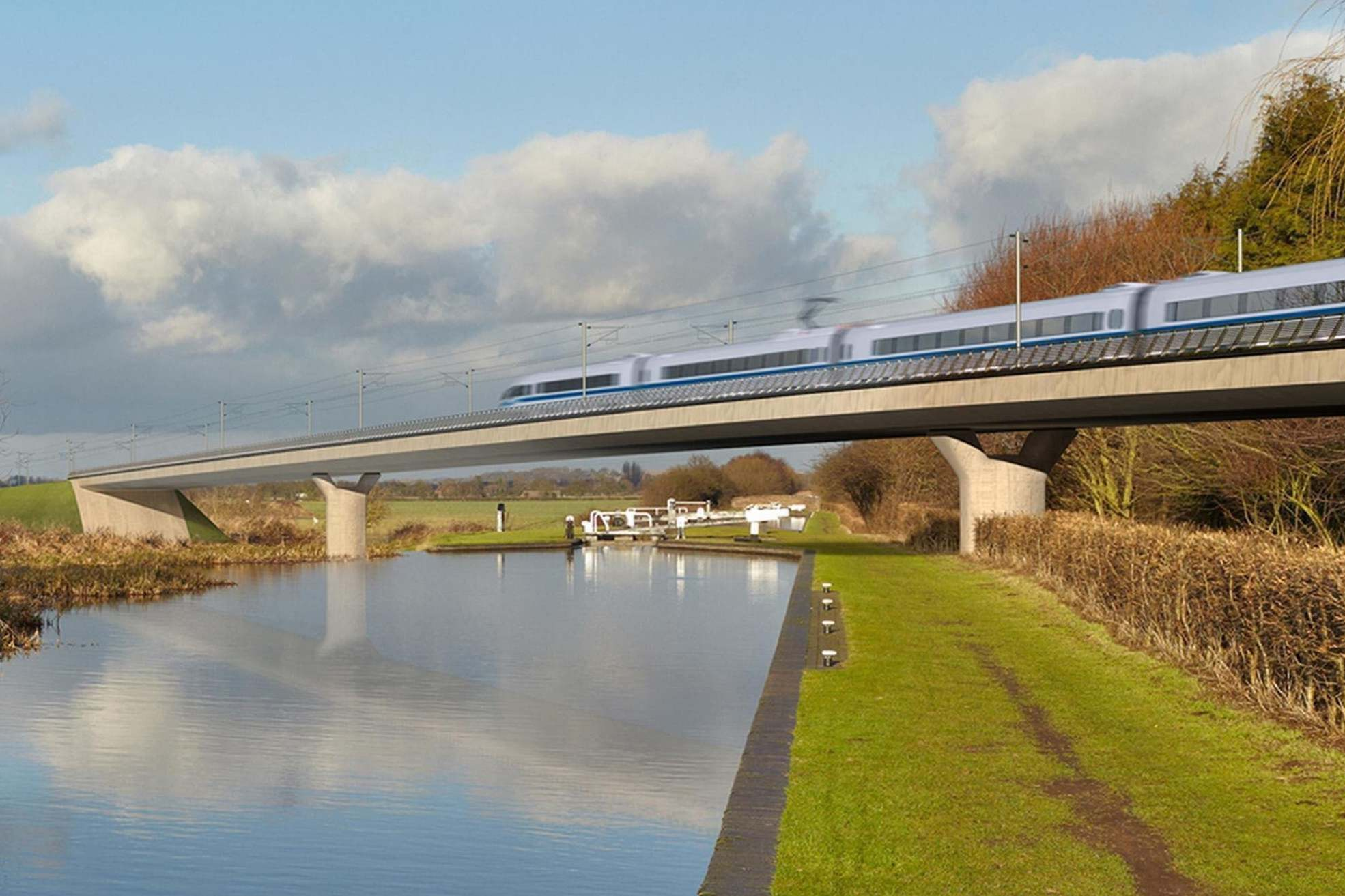HS2 'badly off course' as damning report accuses government of hiding soaring costs thumbnail