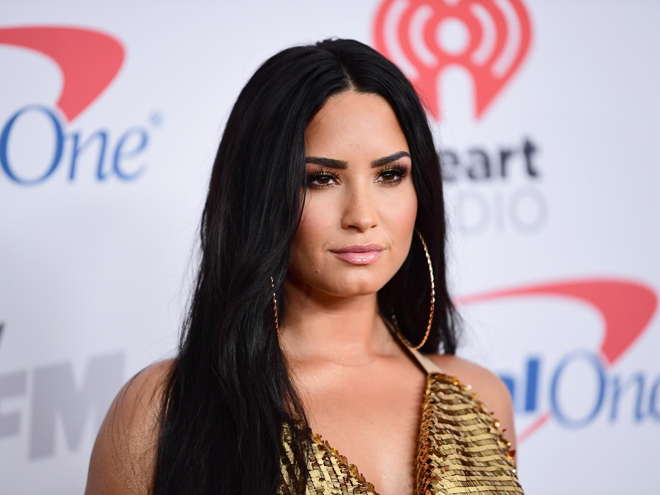 Demi Lovato says she was 'underweight and freezing' during Disney filming because of eating disorder