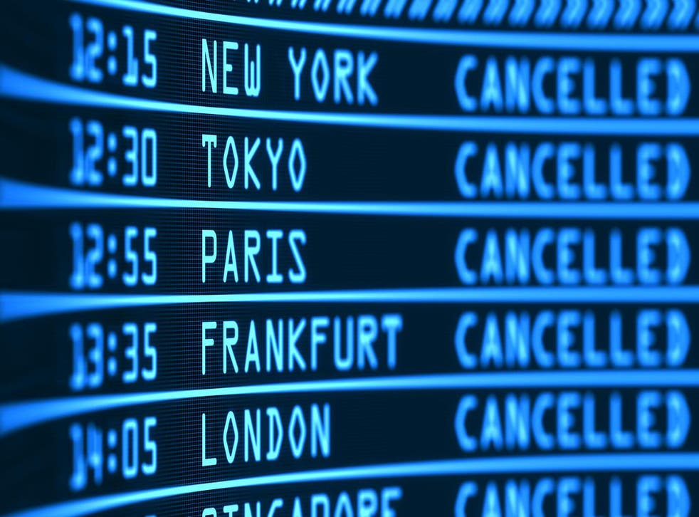 Millions of holidays have been cancelled since the lockdown came into place