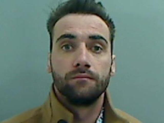 Jonathan Clayton has been jailed for eight-and-a-half years
