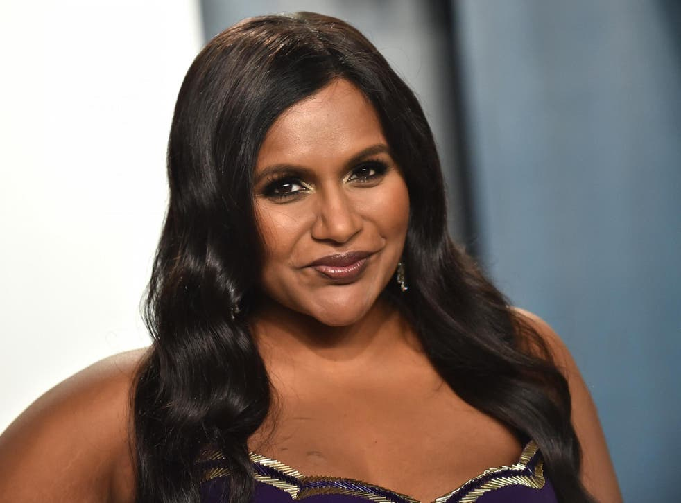 Mindy Kaling is telling a story that resonates with her in Netflix's 'Never Have I Ever'