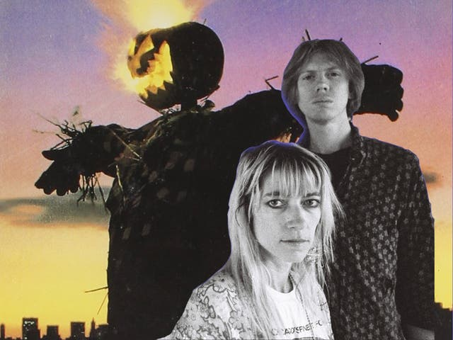 Blood on the tracks: the violent death of the Sixties dream fascinated Kim Gordon and Thurston Moore