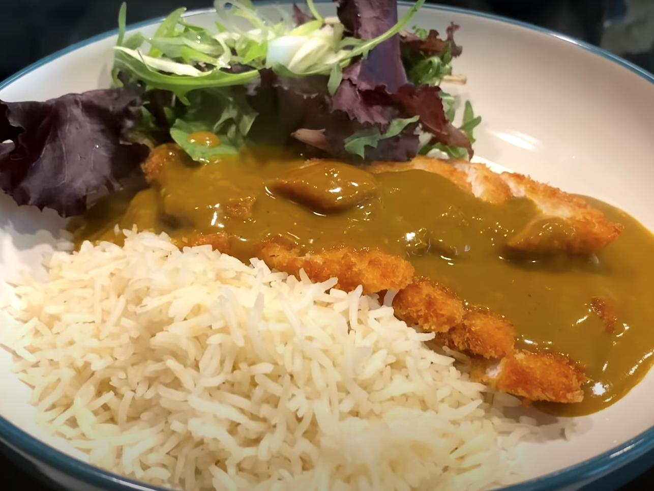 Wagamama releases recipe for famous katsu curry