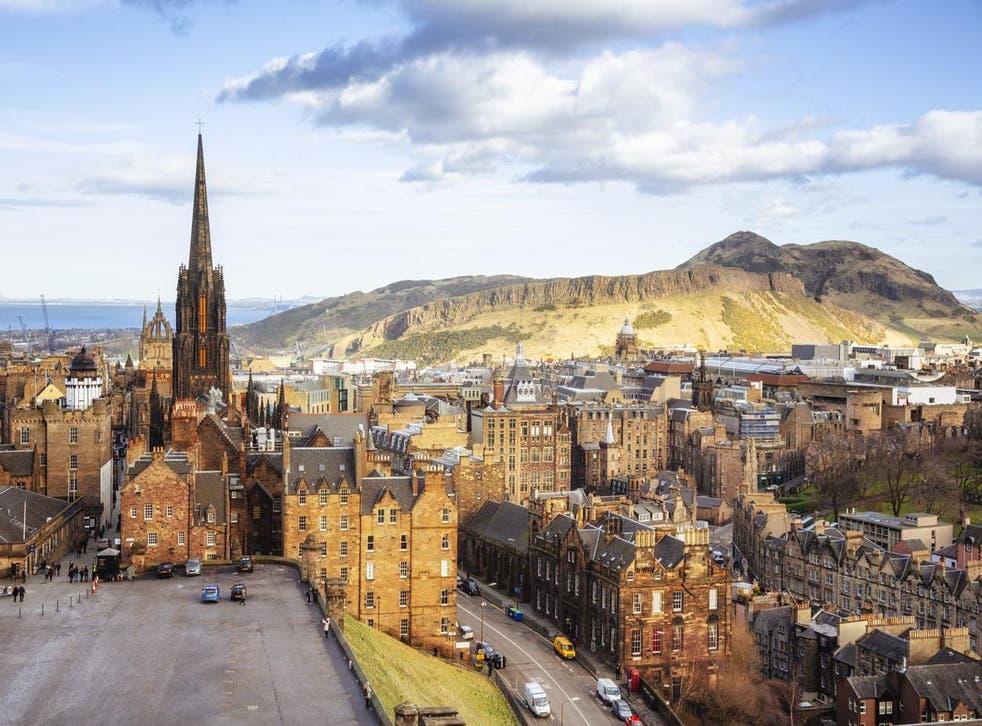 Visit Edinburgh virtually during lockdown