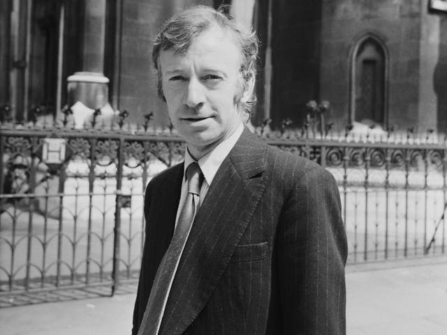 Frisby (pictured in 1971) had a wide-ranging career in TV, film and theatre