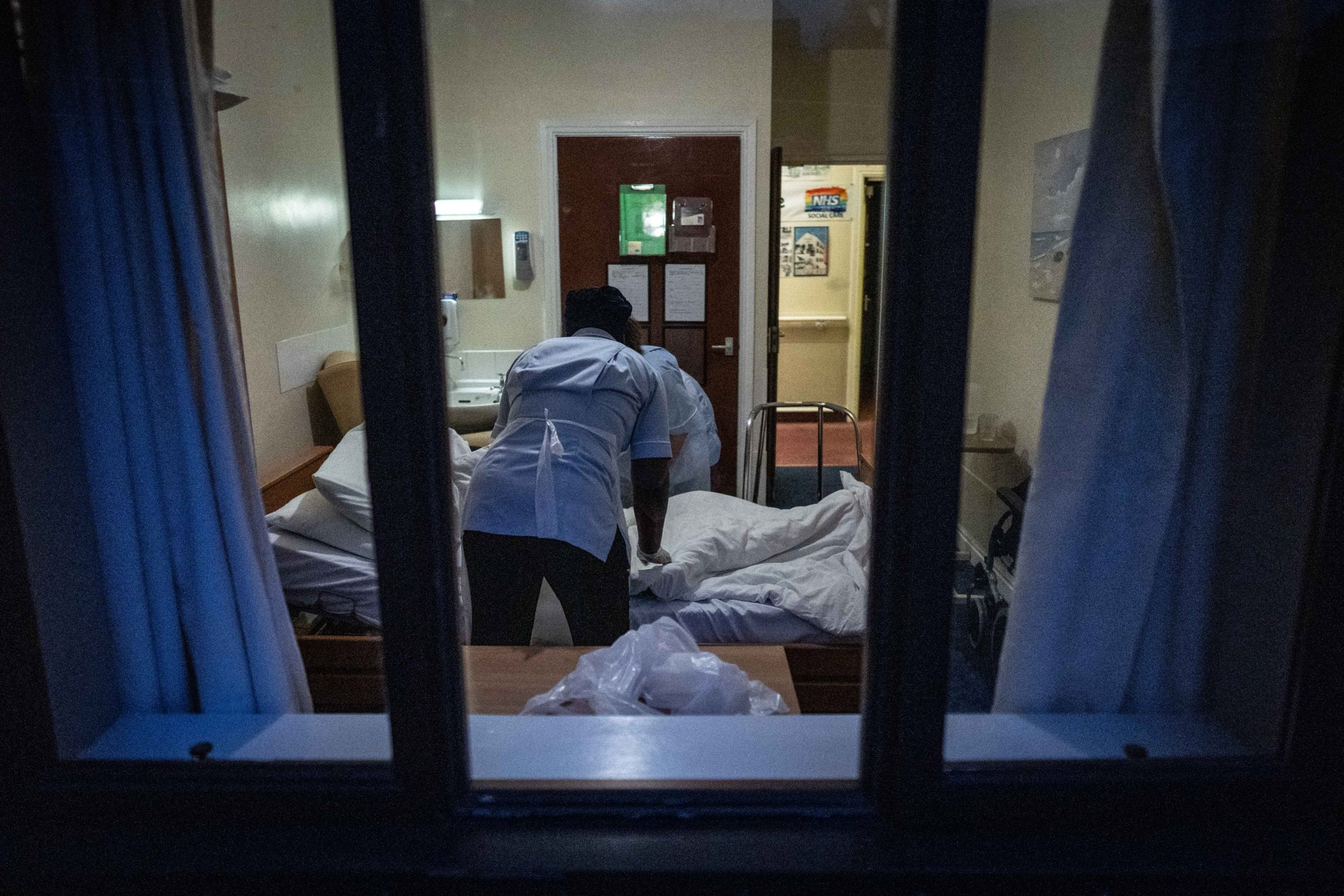 Coronavirus: Government's £600m infection fund for care homes can't be used to buy protective clothing