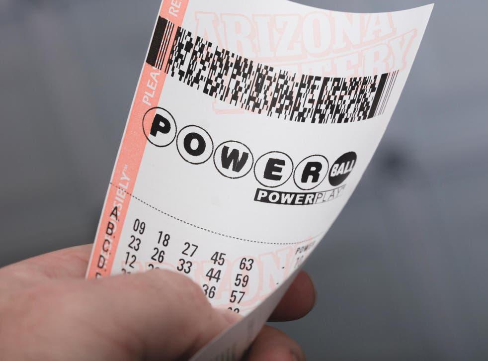 """Joe B"" won two $1 million lottery jackpots on 25 March"