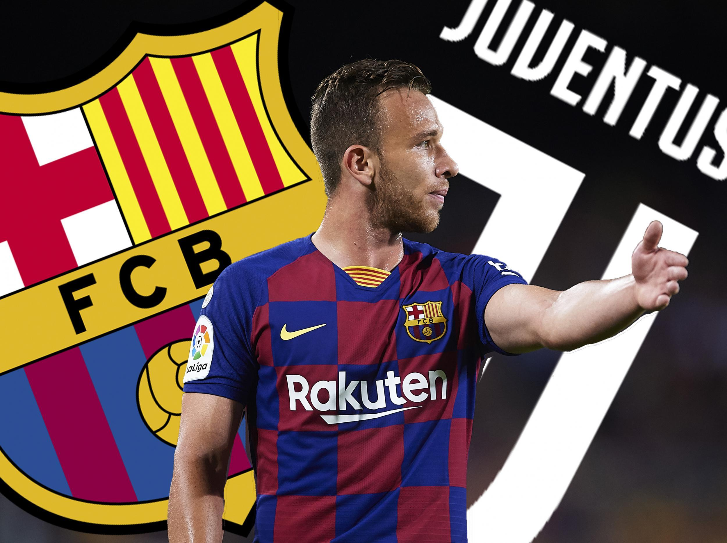 Barcelona Transfer News Arthur Keen To Stay In Spain Despite Juventus Move Rumours The Independent The Independent