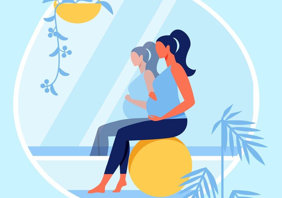 Um relato de como é dar à luz a um filho em meio ao distanciamento social